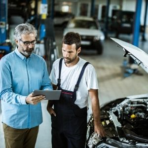 Vehicle Service History Check With Car Analytics